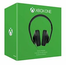 Microsoft Xbox One Chat Headset ONLY XB1 Brand New  NO ADAPTER INCLUDED Official