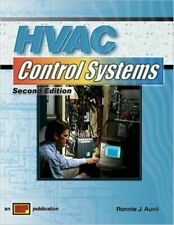 Hvac Control Systems by Ronnie J. Auvil (2007, Other, Mixed media product)