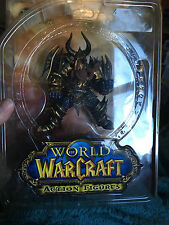 PACKAGED WORLD OF WARCRAFT THARGAS ANVILMAR SERIES 1 DC UNLIMITED BLIZZARD
