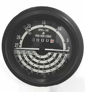 RPM Tachometer Gauge for John Deere 2840 3030 3130
