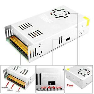Alimentatore trimmer trasformatore 12V 50A stabilizzato switching Ampere 50
