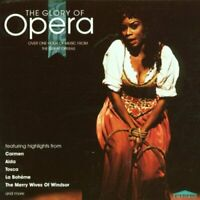 Various Artists - The Glory Of Opera (CD) (2001)