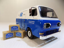 First Gear Ford Econoline Van Ford Tractor Parts & Service with Crates MIB