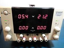 Topward 6303D DC Power Supply Triple Outs  0-30V/0-3A, 0-5V/0-5A Bridge to 60V