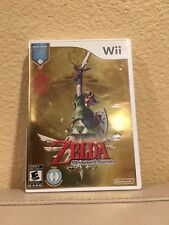 The Legend of Zelda: Skyward Sword Game & Music CD Complete! Nintendo Wii