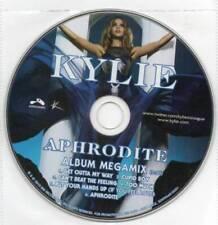 Kylie Minogue CD - Aphrodite Promo CD - Promotional Megamix CD