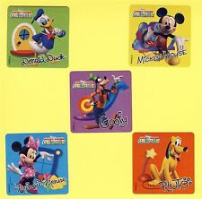 15 Mickey Mouse Clubhouse - Large Stickers - Donald Duck, Pluto, Goofy, Minnie