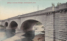 * Indianapolis - College Avenue Bridge 1912 to Lebanon