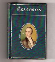 POEMS    by Ralph Waldo Emerson    Hurst & Co   Ex++