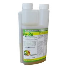 PY-BO NATURAL PYRETHRUM CONCENTRATE - 1 Litre - Pyrethrin Insect Spray Garden