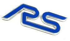"""Ford Focus """"RS"""" New Genuine Name Plate Decal Badge Emblem 1670626"""