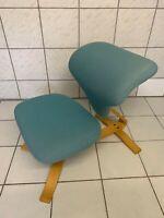Vintage Norwegian Armchair Seltener STOKKE Stuhl Sessel Design Relax Stokke