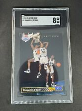 New listing Shaquille O'Neal 1992-93 Upper Deck #1 Draft Pick Rookie Card SGC 8 Shaq