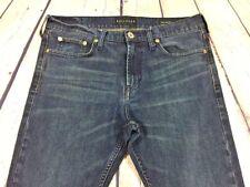 Bullhead Denim Men Blue Jeans Skinny Cotton Blend Tag Size 31x32 ( 32x30.5 )