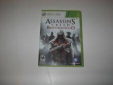 XBOX 360 ASSASSINS CREED BROTHERHOOD 2010