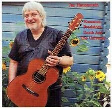 JAN HAUENSTEIN - Romance Predators Death and the Universe -2015 German 16-trk CD