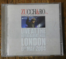 Zucchero ‎– Live At The Royal Albert Hall London 6th May 2004 - - DVD