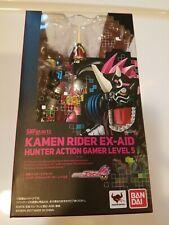 S.H. Figuarts Kamen Rider Ex-Aid Hunter Action Gamer Level 5 (Opened)