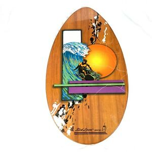 Slick Lizard Skim Pro Copa JGR Enterprises Inc 2001 SKIM Body Board 30 x 17