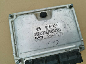 VW T4 2.5 TDI 151 PS Motorsteuergerät AHY AXG 074906018AJ Leistungsteigerung