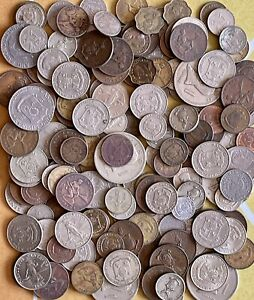 Huge Philippines Coin Lot 1910 - Mid 1900's Including 1919 5 US USA Centavos