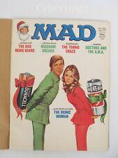 MAD Magazine January 1977 The Bionic Women No. 188 The Bad News Bears