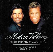 CD MUSICALE NUOVO/scatola originale-Modern Talking-THE FINAL ALBUM-The Ultimate Best Of