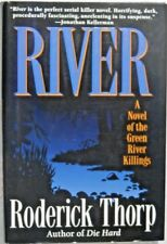 River by Roderick Thorp - Hardcover - First Edition - like new