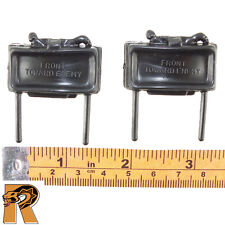 Navy SEAL Set - Claymore Mines x2 - 1/6 Scale - GI JOE Action Figures