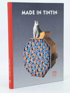 """""""Made in Tintin"""" Primera edición 1993 Hergé"""