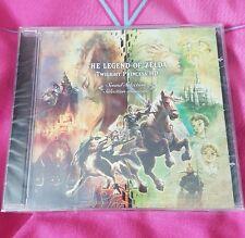 New Sealed Official The Legend of Zelda Twilight Princess HD Promo CD Limited ed