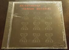 Ex-Cathedra - Tartan Material CD Punk Ska 1996 SEALED