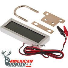 American Hunter Economy 6V Solar Trickle Charger Panel for Deer Feeder AH-BL-EC6