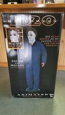 LIFESIZE Michael Myers Halloween H20 Animatronic New In Box, Never Displayed