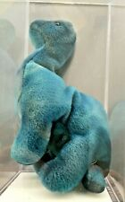 Bronty Authenticated Brontosaurus #4085 Beanie Baby Ty Beanie Baby