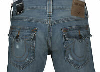 True Religion Geno W Flap Tripple Needle Men's Jeans MC910VP5 CVOL NWT Authentic