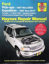 1997-2003 Ford F150, F250 97-17 Expedition Navigator Repair Service Manual 23025