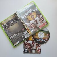 All Pro Football 2K8 - Xbox 360 - Good Condition - Complete - Tested