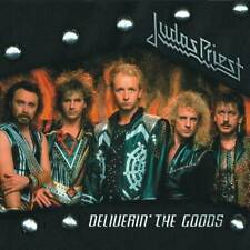 JUDAS PRIEST - DELIVERING THE GOODS  CD
