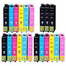 21 encre pour Epson Stylus Photo R200 R220 R300 R320 R340 RX500 RX600 RX620 RX640