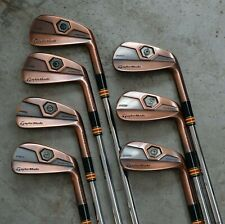 TaylorMade Tour Preferred MB Custom Copper Finish (4-P) Dynamic Gold S200