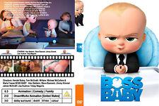 THE BOSS BABY DVD REGION 2