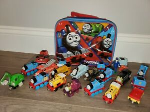 Thomas & Friends Diecast Conductor Figure Take Play Train Engine Tender Car Lot