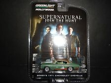 Greenlight Bobby's Chevy Chevelle 1971 Supernatural Join the Hunt 44740 1/64