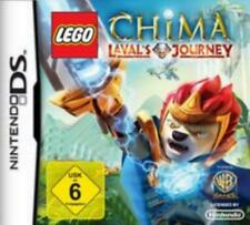 Nintendo DS LEGO Legends of Chima Lavals Journey OVP Top Zustand