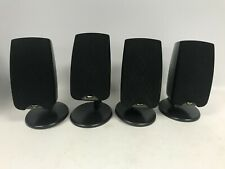 Klipsch Quintet III Black Set of 4 Speakers Quin3Bk