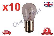 10x 48v 25/10w BAY15D Bulb (Staggered) Brand New