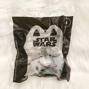 McDonald's Star Wars 2021 Happy Meal Toy First Order Storm Trooper #4 Sealed New