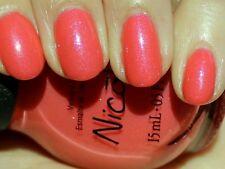 Nicole OPI Nail Polish GREAT MINDS PINK ALIKE + Gift  hot shimmer pink
