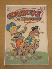 COWBOYS N INJUNS #7 FN (6.0) I.W ENTERPRISES COMICS MARCH 1963